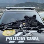 Polícia Civil de Santa Catarina está entre as três melhores do país quando o assunto é resolução de crimes contra a vida.